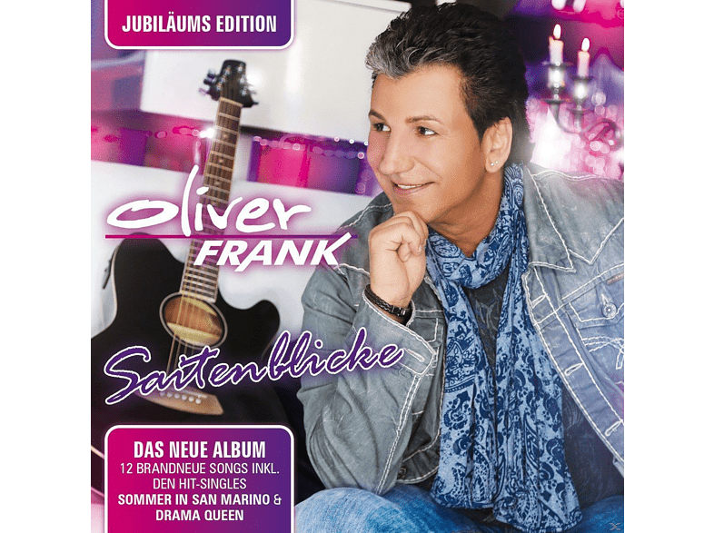 Oliver Frank - Saitenblicke (Jubiläums Edition) [CD]