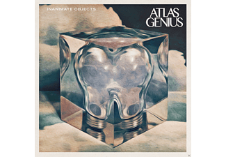 Atlas Genius - Inanimate Objects - (CD)