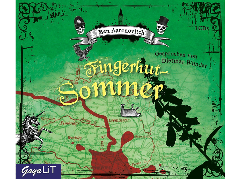 Fingerhut-Sommer - (CD)