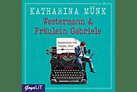 Westermann & Fräulein Gabriele - (CD)