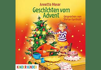 Geschichten vom Advent  - (CD)
