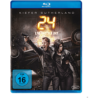 24 - Live Another Day - Staffel 9 Blu-ray