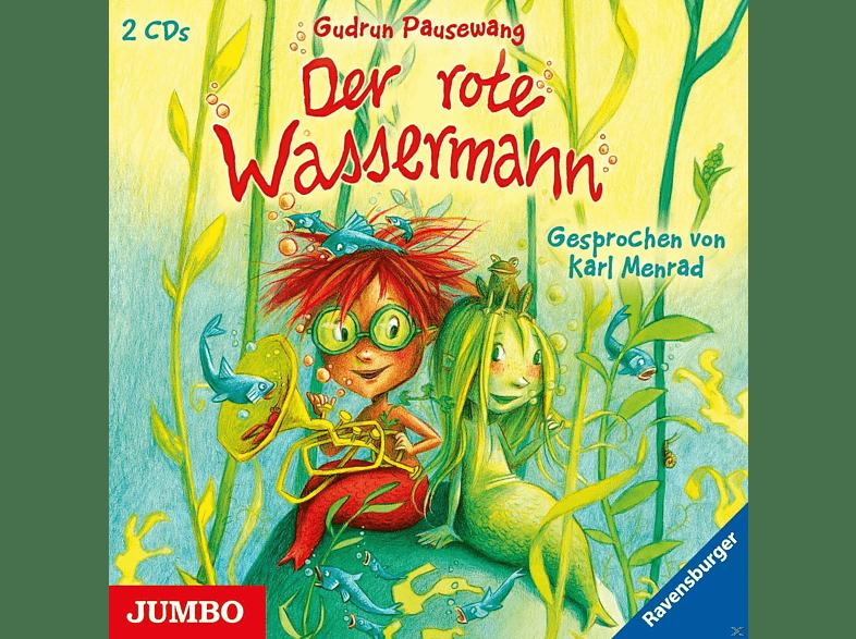 Gudrun Pausewang - Der rote Wassermann - (CD)