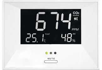 TFA 31.5003 AirCO2ntrol CO2-Monitor Messgerät