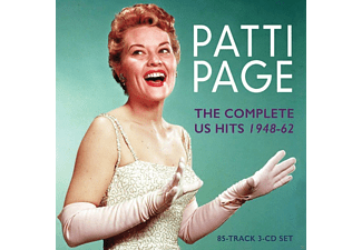 Patti Page - The Complete Us Hits 1948-62  - (CD)