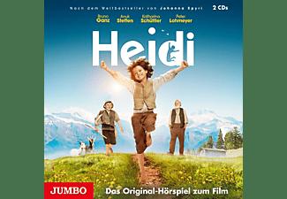 Heidi. Das Original-Hörspiel zum Film  - (CD)