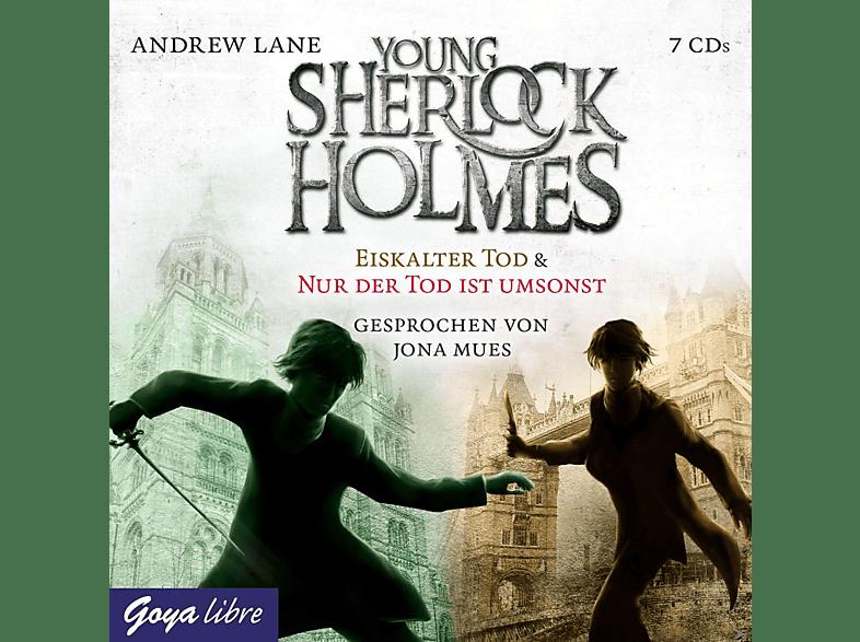 Young Sherlock Holmes - Eiskalter Tod & Nur der Tod ist umsonst - (CD)