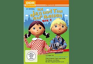Mit Jan und Tini auf Reisen Box 4 DVD