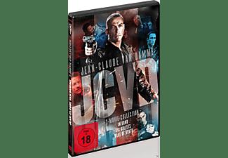 Jean-Claude Van Damme - 3-Movie-Collection DVD