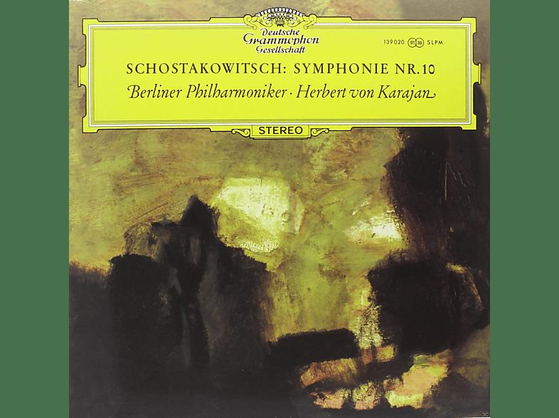 Berliner Philharmoniker, Herbert von Karajan - SINFONIE NR.10 [Vinyl]