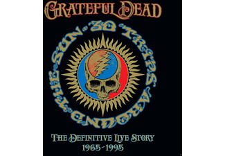 Grateful Dead - 30 Trips Around The Sun-The Definitive Live Story  - (CD)