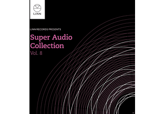 VARIOUS - Super Audio Collection Vol.8 - (SACD Hybrid)