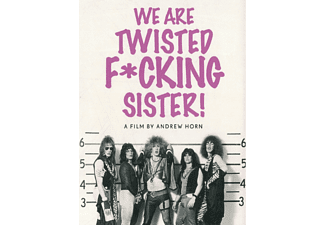 We Are Twisted Fucking Sister! DVD