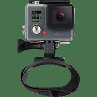 GOPRO The Strap, Halterung, Schwarz, passend für GoPro Kameras
