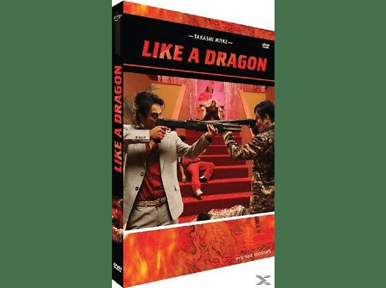 Like A Dragon - Eine Nacht aus Blut und Feuer [DVD]