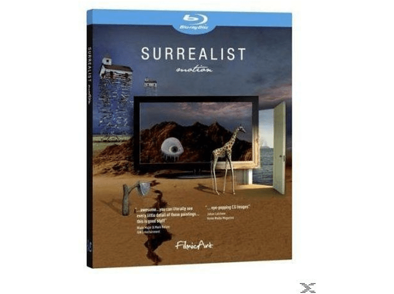 Surrealist Motion [Blu-ray]