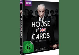 House of Cards - Die komplette Mini-Serien Trilogie Blu-ray