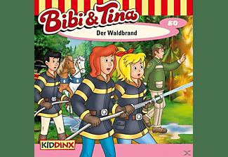 Bibi Und Tina - Folge 80: Der Waldbrand   - (CD)