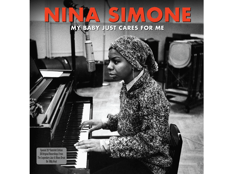 Nina Simone - MY BABY JUST CARES FOR ME (180G/GATEFOLD) [Vinyl]