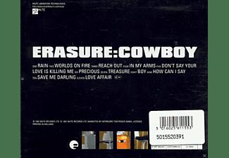 Erasure - Cowboy  - (CD)