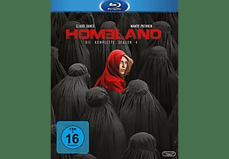 Homeland 4. Staffel Blu-ray
