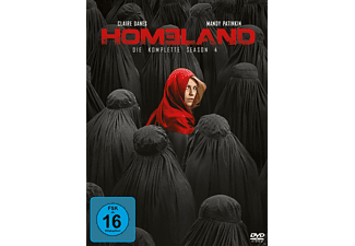 Homeland - Staffel 4 DVD