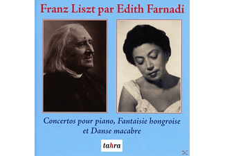 Edith Farnadi - Concertos Pour Piano  - (CD)