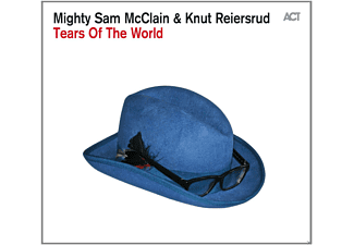 Mighty Sam McClain, Knut Reiersrud - Tears Of The World - (CD)