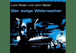 Rode, Christian/Stark, Christian/Welbat, Douglas/+++ - Dreamland Grusel 21-Der Ewige Widersacher (2/2)  - (CD)