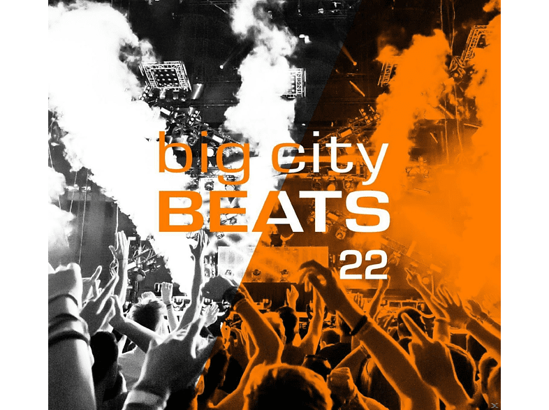 VARIOUS - Big City Beats Vol.22 [CD]