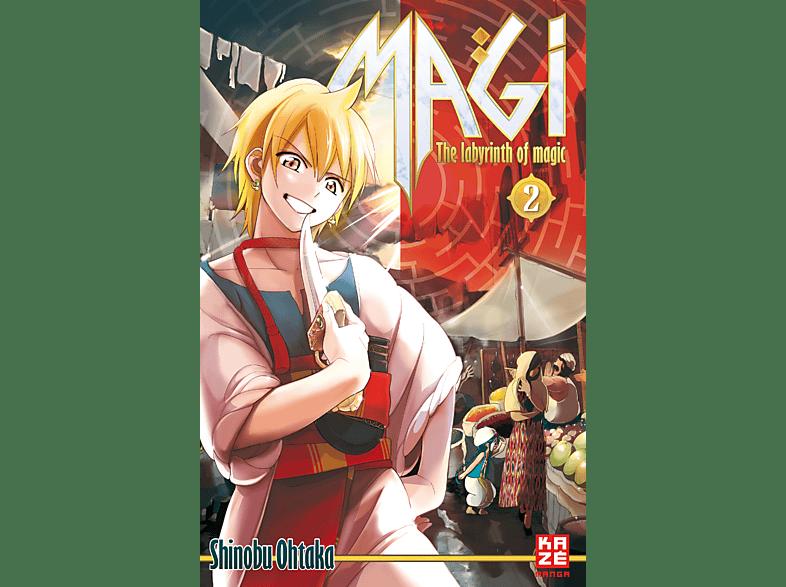 Magi – The Labyrinth of Magic – Band 2