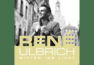 Rene Ulbrich - Mitten Ins Licht  - (CD)