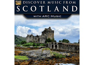 VARIOUS - Music From Scotland - (CD)