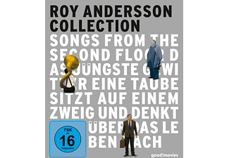 Roy Andersson Collection - (Blu-ray)
