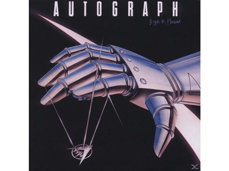 Autograph - Sign In Please [CD]