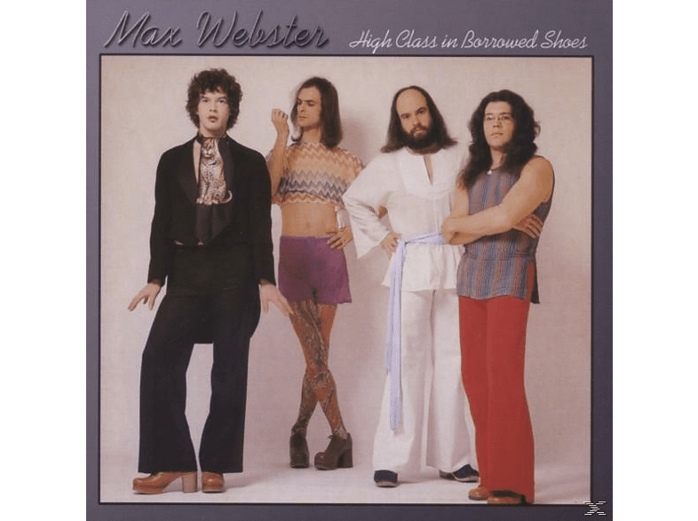 Max Webster - High Class In Borrowed Shoes (Lim.Collector's Edi [CD]