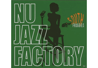 South Froggies - Nu Jazz Factory - (CD)