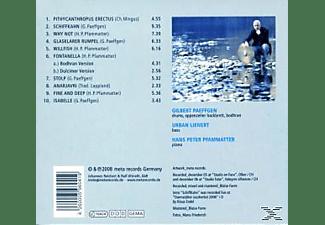 Gilbert Paeffgen Trio - Stolp  - (CD)