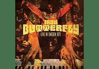 Iron Butterfly - Live In Sweden 1971  - (Vinyl)
