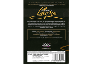 Various - In Search of Chopin  - (DVD)