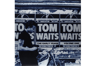 Tom Waits - THE EARLY YEARS 1 - (Vinyl)