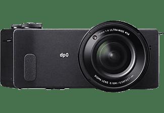 SIGMA dp0 Quattro Digitalkamera Schwarz, TFT Farb-LCD