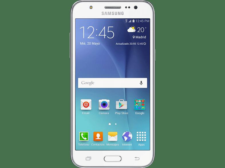 Móvil Samsung Galaxy J5 Dorado De 8 Gb Con Red 4g Pantalla De 5 Pulgadas