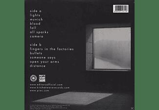 Editors - The Back Room  - (Vinyl)