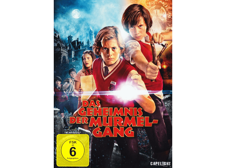 Das Geheimnis der Murmel-Gang [DVD]