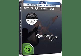 James Bond - Quantum Trost (Steelbook Edition)  Blu-ray