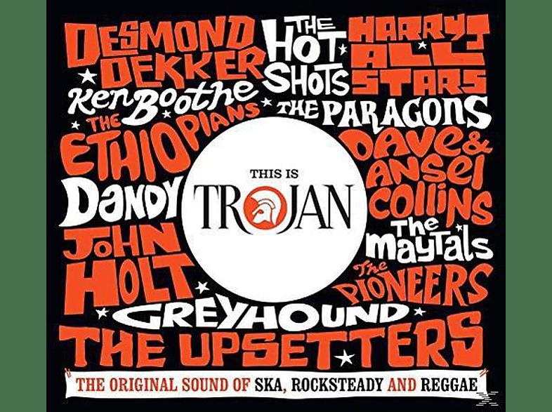 VARIOUS - This Is Trojan [Vinyl]