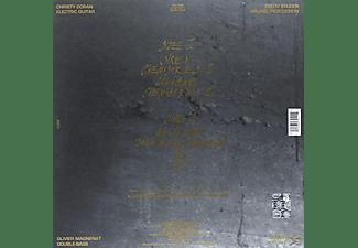 Fredy Studer, Olivier Magnenat, Bobby Burri, Doran Christy - Musik Für Zwei Kontrabässe, Elektrische Gitarre Und Schlagzeug  - (Vinyl)