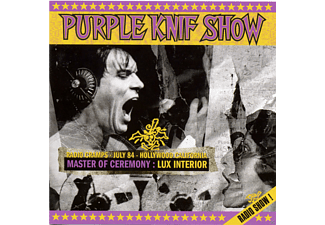 VARIOUS - Radio Cramps-Purple Knif Show - (CD)