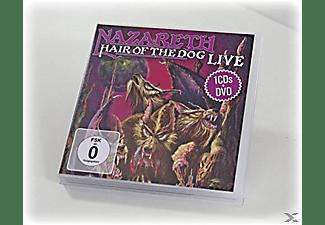 Nazareth - Hair Of The Dog Live  - (Vinyl)